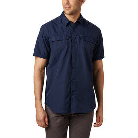 Columbia Silver Ridge 2.0 Short Sleeve Shirt Men collegiate navy